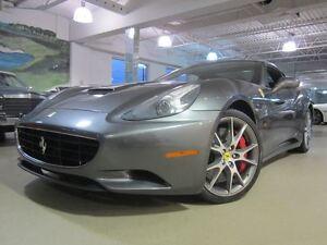 2010 Ferrari California F1 HARDTOP CONVERTIBLE