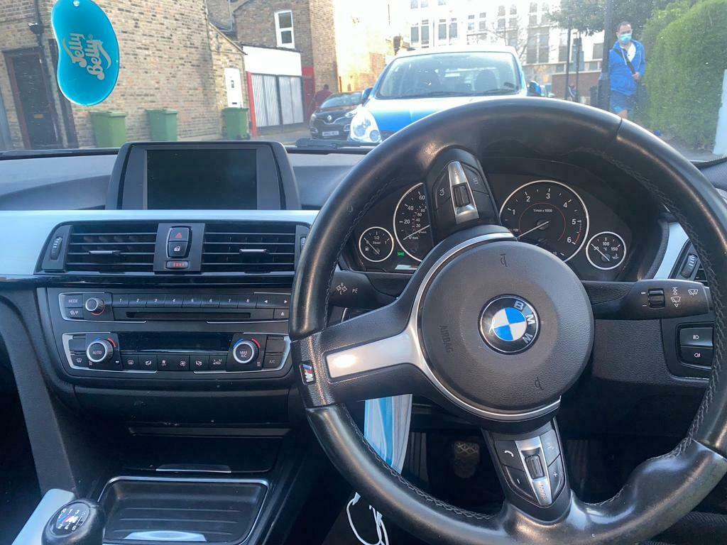 BMW 3 SERIES M SPORT 2013 - Manual