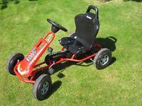 Ferbedo pedal go kart