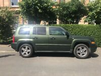 Beloved Jeep Patriot - Green