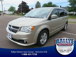 2012 Dodge Grand Caravan Crew! Keyless Entry! Alloy! Bluetooth!