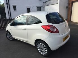 Ford KA zetec 60 2010 Low mileage, one lady owner from new - private reg not included.