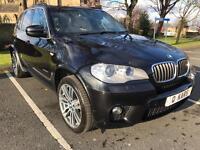 2010 (60) BMW X5 3.0D M-Sport / 49K FBMWSH / 2 Owners / 12 Months MOT / Immaculate