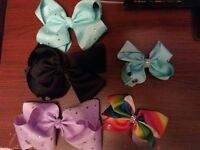 Genuine JoJo bows Rainbow now sold