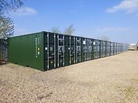 Royston Storage - Self Store Storage Containers - 24hr access