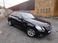 Mercedes-Benz E Class E220 Cdi Blueefficiency SE Saloon Auto Diesel 0% FINANCE AVAILABLE