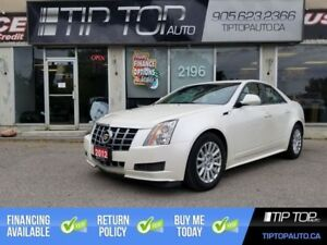 2012 Cadillac CTS Base AWD ** Leather, Remote Start, Pano Sunroo
