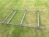 ford transit connect roof bars