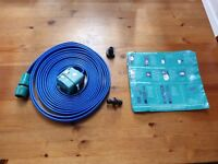 Whale Aqua Source Mains Water Hook Up and extension
