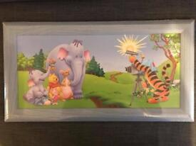 Winnie the Pooh photo still in package