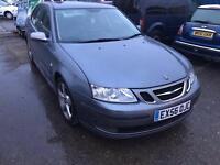 2007 56reg Saab 9-3 1.9 turbo diesel Sport Grey Good Runner Low Miles
