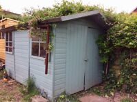 SOLD - 7ft by 10ft Garden Shed - Great condition, waterproof