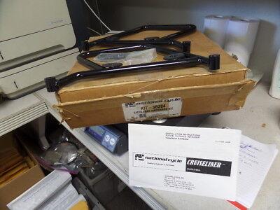 National Cycle Cruiseliner Saddlebag Hardware Kit Suzuki VL1500LC Intruder SB204