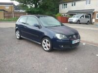Re-advertise due time wasters mk5 v.w polo gti 07 plate £ 1500