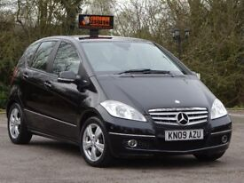 Mercedes-Benz A Class 2.0 A160 CDI Avantgarde SE CVT 5dr DIESEL + AUTOMATIC + BLUETOOTH