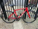 Specialised Allez 2020 52cm Small Road Bike Red and White with extras