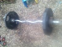 olympic barbell weight set 60 kg