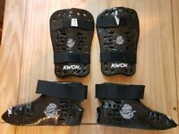 Kick boxing / Thi kick boxing pads
