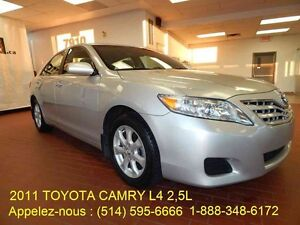 2011 TOYOTA CAMRY FIABLE!!!!!