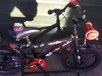 Boys apolo bike