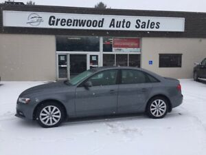 2013 Audi A4 2.0T Premium AWD, AUTOMATIC, ALLOYS