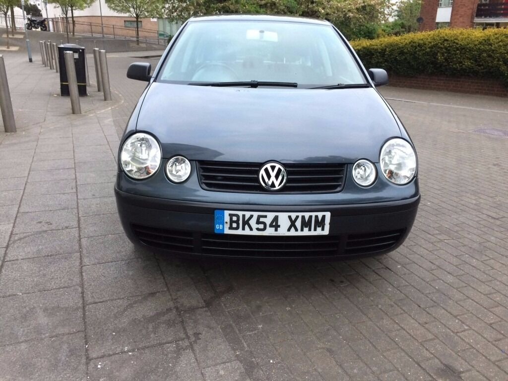 vw polo 2004 diesel 5 door 950 in barking london gumtree. Black Bedroom Furniture Sets. Home Design Ideas