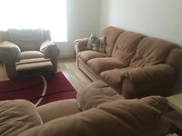 Sofa and two armchairs for FREE!!!