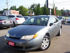 2007 Saturn Ion ION.2 Midlevel