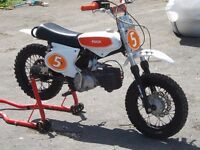 Classic Puch Magnum X Childs Dirt Bike