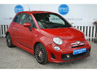 ABARTH 500 can't get car finance? Bad credit, unemployed? We ca help!