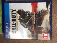 Call Of Duty AW PS4