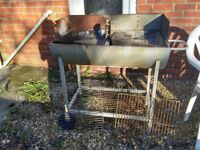 Garden Barbecue for sale