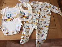 3 Piece Baby Noddy Outfit - unisex