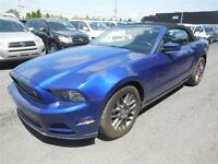 2014 Ford Mustang CONV CUIR MAGS