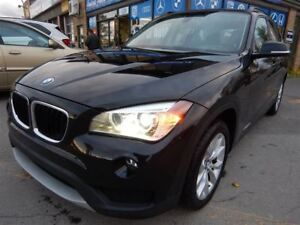 2014 BMW X1 xDrive28i PREMIUM SPORT XENONS PANO-ROOF