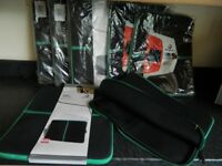 Targus Laptop Cases Skins/Sleeves Black/Green TSS058EU x7 New