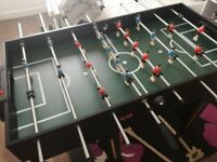 BCE Table Sports Multi games table pool, snooker, table tennis, table football, chess...