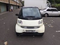 SMART CITY-COUPE 0.7 PULSE, LONG MOT