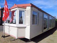 12Ft Wide Static Caravan For Sale * OFF-SITE ONLY * 2 Bed *DG * EPH * P/Door * Ideal For Self-Build