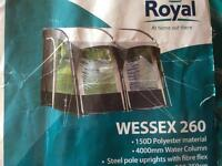 Royal Wessex awning