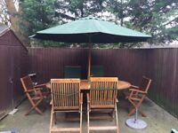 Cargo Garden furniture set