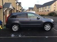Honda CRV 2007 ES CDTI (Low owners, FSH, No DPF!)