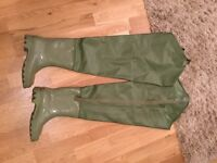 Waders - size 6 - very good condition