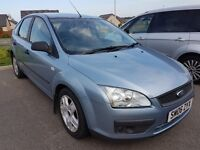 2006 ford focus 1.8tdci 1 year mot, full service history