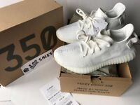 Adidas x Kanye West Yeezy Boost 350 V2 Cream White WOMENS UK5.5/EU38 2/3 CP9366 JD Receipt 100sales
