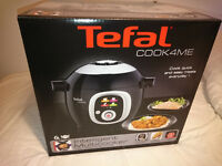 Tefal cook4me - new - black