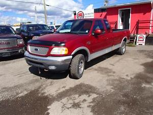 1999 FORD F-150 XL SUPERCAB SHORT BE