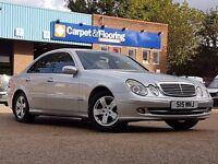 Mercedes-Benz E Class 2.1 E220 CDI Avantgarde 4dr GOOD DRIVE 05 reg Saloon