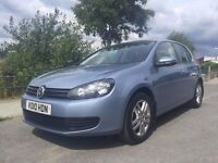 ***FINANCE AVAILABLE GOOD CREDIT BAD CREDIT NO CREDIT VW GOLF 1.6TDI BLUEMOTION***