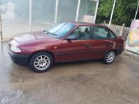 Vauxhall Astra Mk3 Sleeper Saab Turbo B204 Conversion Not Gsi Gte C20let